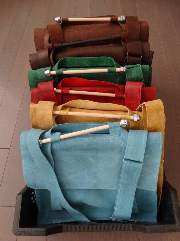 GARAGE briefcase