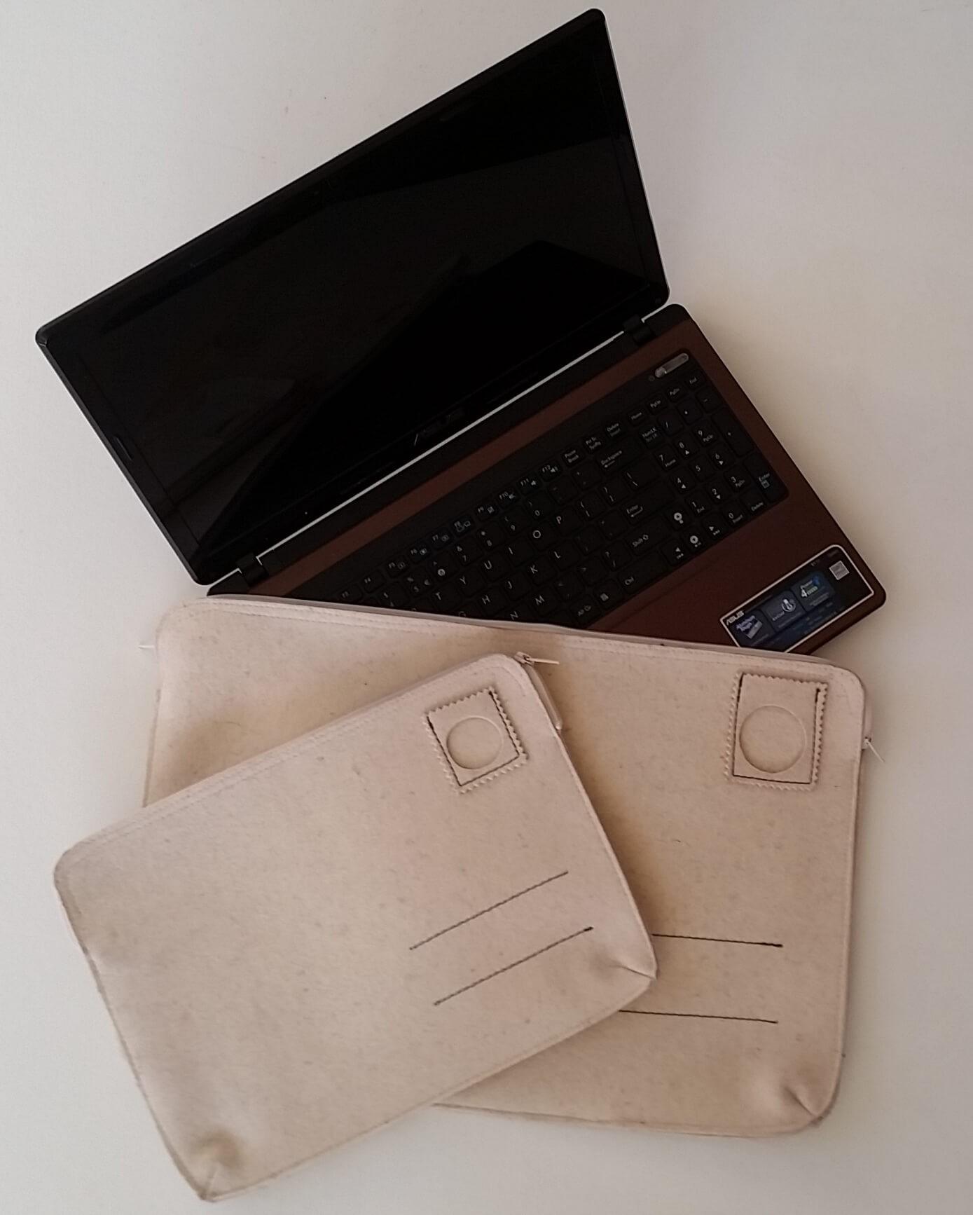 Laptop Enveloppe,  15 inch