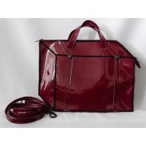 2D Candy suitcase violet lak