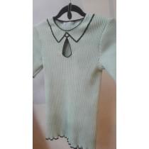2D tricot-top Mint