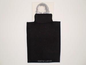 Steve Sleeve - hoes voor de Ipad (zwart)