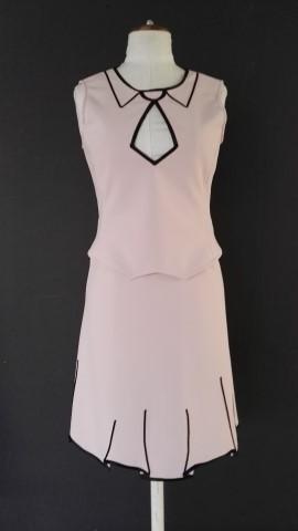 2D skirt pink