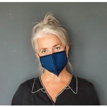 2D mask Jo-Jo blue