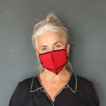 2d mask Jo-Jo red
